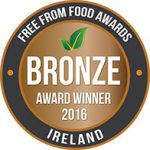 Free From Food 2016 Bronze Award Winner