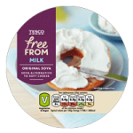 Original Creamy Sheese as part of the Tesco Free From range